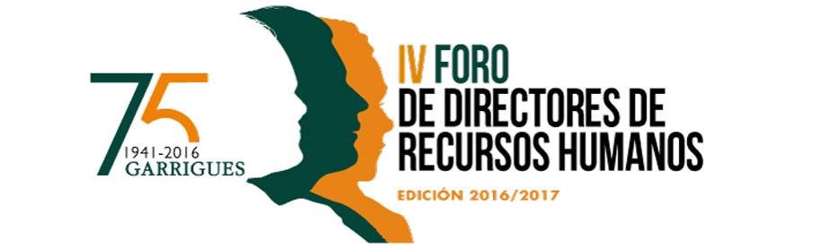 IV Foro de Directores de Recursos Humanos - Barcelona