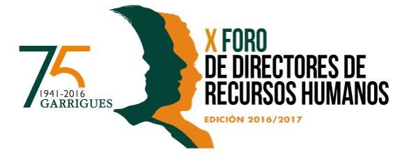 X Foro de Directores de Recursos Humanos - Madrid