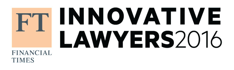 Ft Innovative Lawyers 2016 - Garrigues