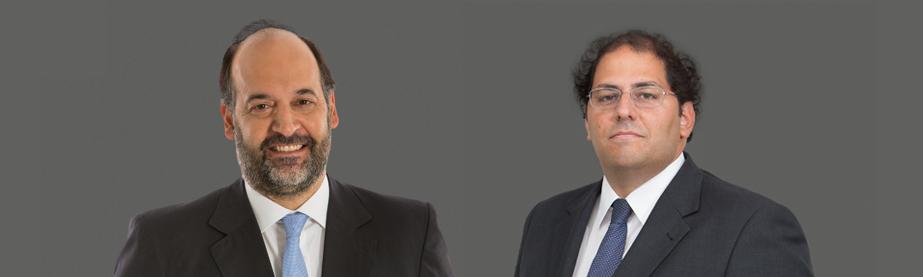 Lino Torgal e Miguel Assis Raimundo