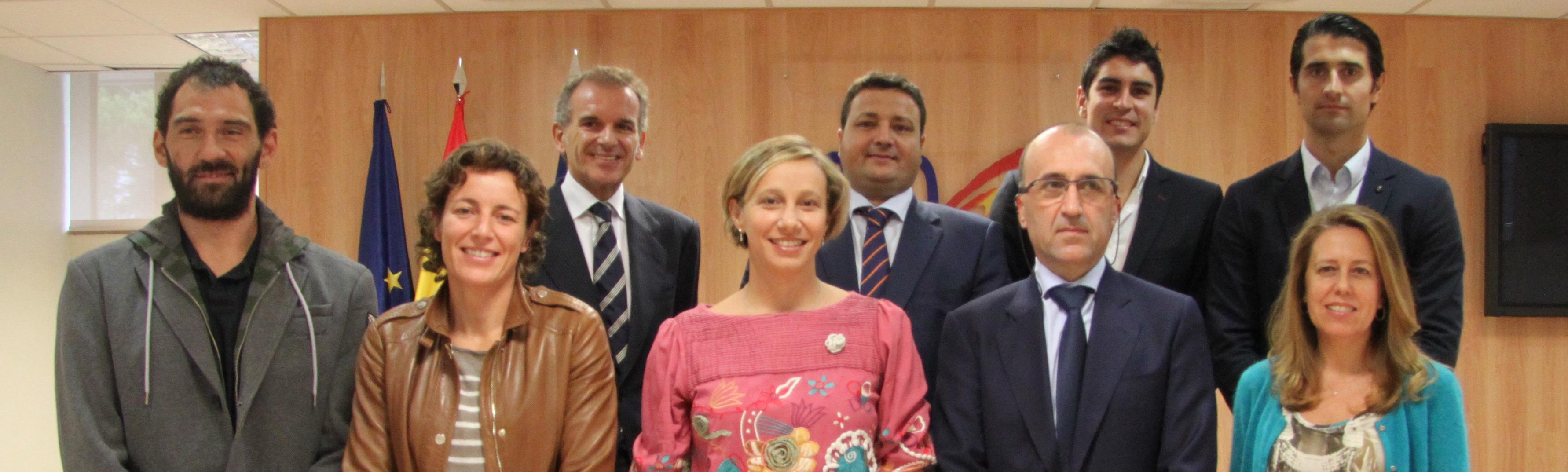 Garrigues Sports - Imagen de la presentación del curso executive de Inmersión en la gestión deportiva