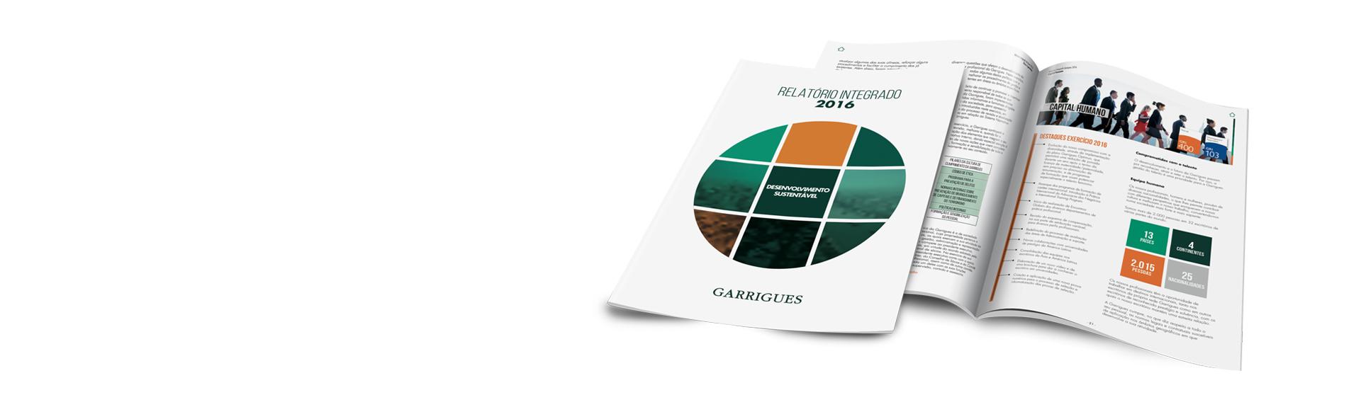 Relatorio Integrado 2016 - Garrigues