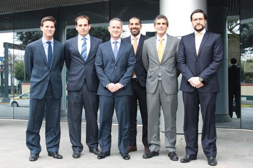 Garrigues reforça a sua equipa no Peru com a incorporação de quatro especialistas em Direito Empresarial e Financeiro
