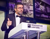 Os galardões atribuídos à Garrigues foram recebidos por Ignacio Corbera, sócio director de Londres