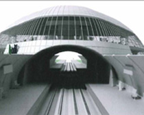 Imagen del proyecto Estación Sostenible 360º de ADIF premiado en la II edición del Premio a la Mejor Práctica Empresarial
