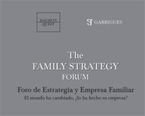 Una innovadora jornada de intercambio de ideas para ayudar a la empresa familiar en el actual contexto de crisis