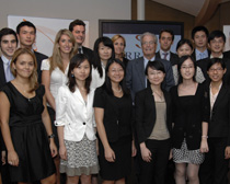 Garrigues hold an institutional event at the Spanish Pavilion of the Shanghai Expo, presided over by Antonio Garrigues