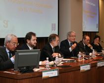 Antonio Garrigues inaugura la XII jornada del Observatorio de la Vivienda