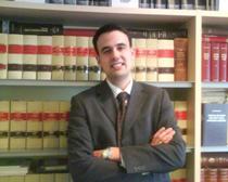 Pablo Martínez Uriarte, abogado de Garrigues de la oficina de Burgos, se impuso en la categoría de profesionales en ejercicio menores de 29 años.