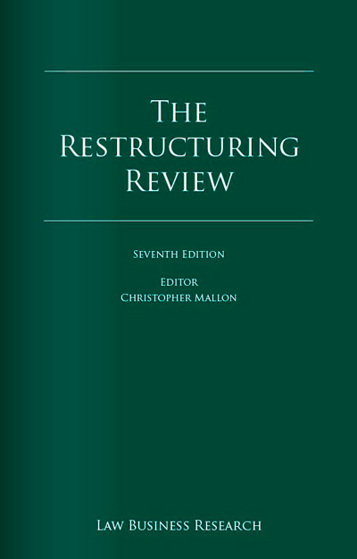 'The Restructuring Review 2014' cover