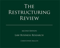 Cover of 'The Restructuring Review 2009'