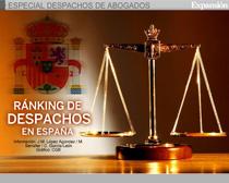 La clasificación elaborada por el diario Expansión está considerada como la más fiable y relevante del sector jurídico español.