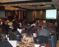Todos los seminarios celebrados hasta la fecha han contado con un gran número de asistentes