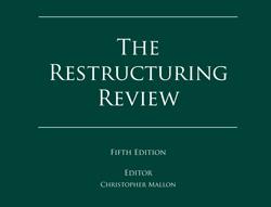 V edición de la guía The Restructuring Review