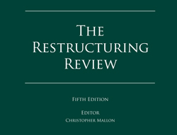 Fifth edition of The Restructuring Review