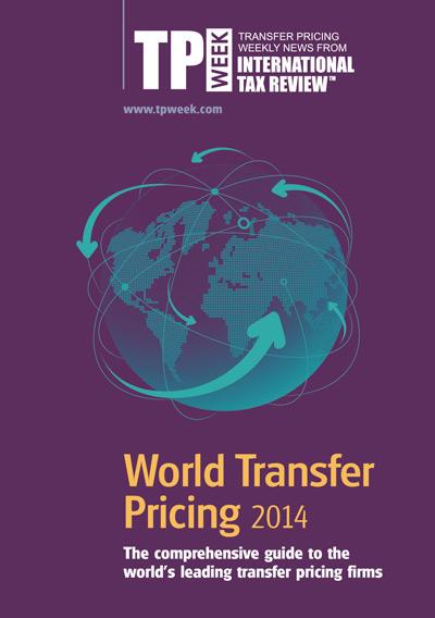 World Transfer Pricing 2014 es el primer directorio creado para destacar a las mejores firmas en esta aspecto fiscal