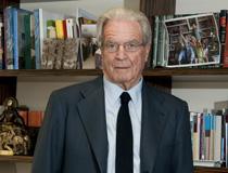 Antonio Garrigues, presidente del despacho de abogados Garrigues