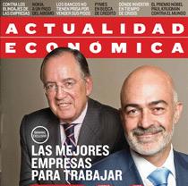 Imagen de la portada de Actualidad Económica