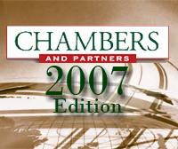 Chambers & Partners highly rated the Firm's position of strength in the Iberian market