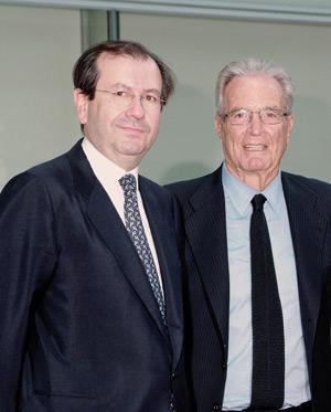 Fernando Vives, socio director de Garrigues, asume la presidencia ejecutiva del despacho