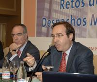 Federico Durán interviene como ponente en una conferencia celebrada hace algunas semanas