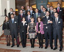 New Garrigues Partners' picture before the meeting