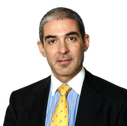 João Paulo Teixeira de Matos, sócio do departamento de Direito Europeu e da Concorrência da Garrigues