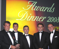 Garrigues received recognition for its technological innovation from the Financial Times at the FT Innovative Lawyers 2008 Awards ceremony