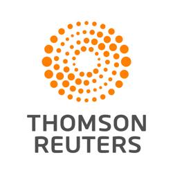 Imagen corporativa de Thomson Reuters