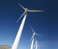 La primera fase de la operación construirá un parque eólico con capacidad para generar 48 MW.