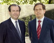 Fernando Vives y Ricardo Gómez-Barreda asumen su nuevo cargo al frente de Garrigues.